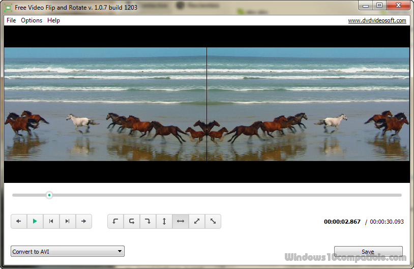Free video flip and rotate 219827 free download screenshot ccuart Images